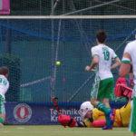 Deutschlands Hockey-Herren haben beim Four Nations Cup in Hamburg (Hamburg Masters) das entscheidende Spiel um den Turniersieg gegen Irland mit 2:4 verloren.