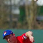 Pitcher Dustin Ward verstärkt den Baseball-Bundesligisten Hamburg Stealers in der Saison 2017.