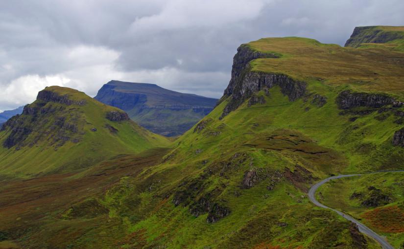 Fotogalerie Schottland 2014