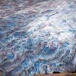 Der Nigardsbreen-Gletscher.