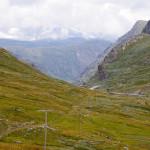 Landschaftliches Highlight in Norwegen: die Sognefjellstraße.