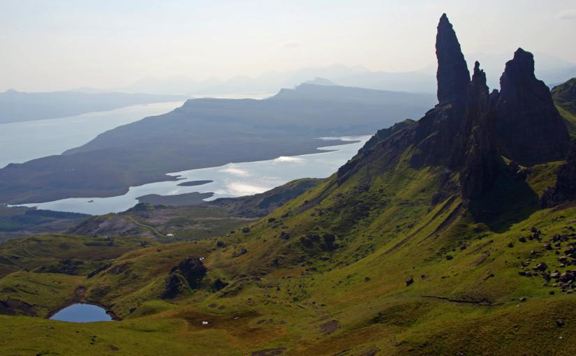 Radtour: Isle of Skye