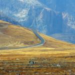 Beartooth Pass Highway - einer der schönsten Straßen in den USA. Zählt zu den All American Roads.
