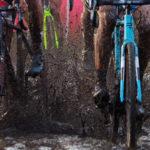Radcross wie er sein muss: UCI-World-Cup-Rennen in Zeven 2017. Nach ausgiebigen Regenfällen in den Tagen zuvor war der Rundkurs an vielen Stellen tief und schlammig.